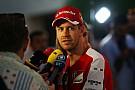 Em 16º, Vettel admite que Ferrari errou estratégia do treino