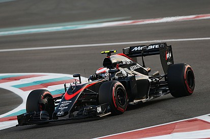 Button expects to quickly drop back in the race