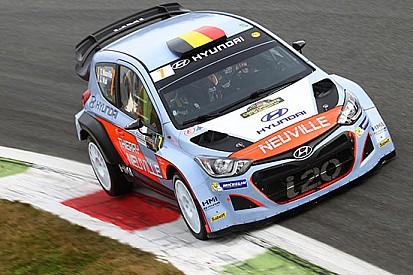 Monza Rally Show, PS5: Neuville beffato da Beretta