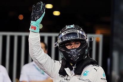 """Rosberg: """"In questo momento sono il più veloce"""""""