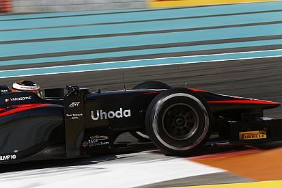 فاندورن يكسر رقم مالدونادو القياسي لعدد الانتصارات بفوزه في سباق السبت في أبوظبي