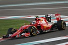 Abu Dhabi GP qualifying: Raikkonen secures the third place and Vettel stranded in Q1