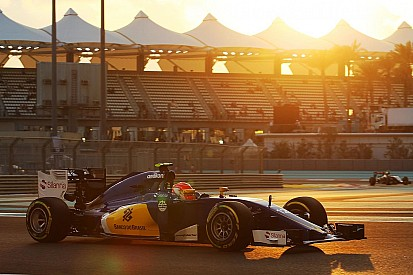 Sauber's Nasr will start the night race at Yas Marina from 14th, no Q2 for Ericsson