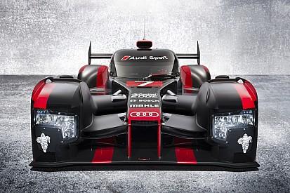 Audi présente une R18 radicale pour 2016