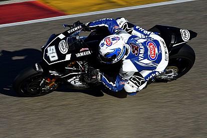 Guintoli soddisfatto dei progressi della Yamaha R1