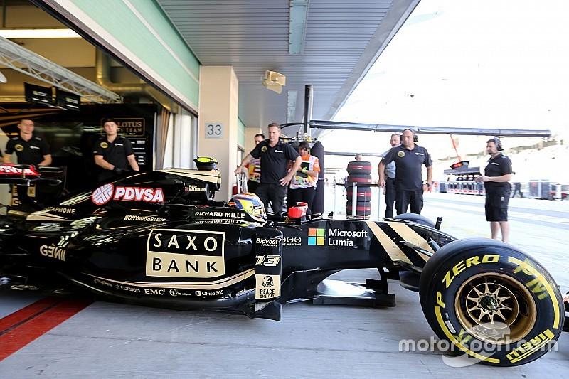 Экклстоун: Lotus не выживет без Renault