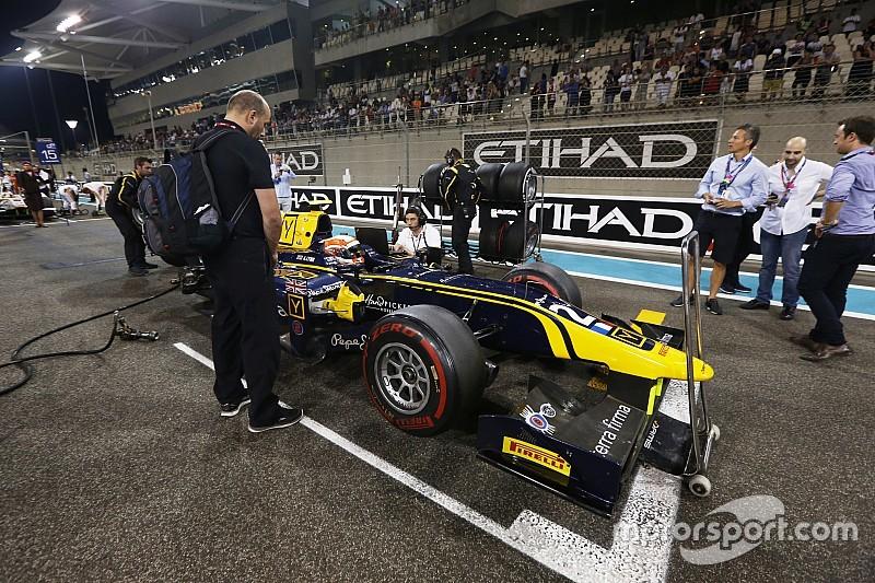 GP2-finale afgelast na megacrash