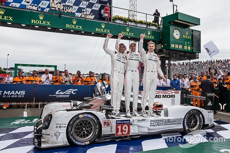 Porsche streicht Auto der Le-Mans-Titelverteidiger aus Aufgebot für 2016