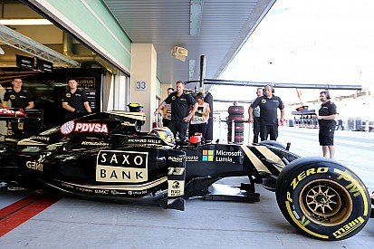 Ecclestone: Lotus não sobrevive sem acordo com Renault
