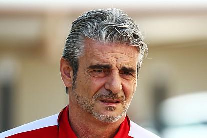 """""""Ferrari saca un 10 y un aplauso: somos un equipo"""", dijo Arrivabene"""