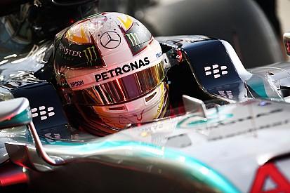 """Hamilton cuestionó la estrategia que le dejó una """"montaña que escalar"""""""