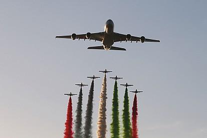 Adeus, pôr do sol e gigante do céu: GP de Abu Dhabi em fotos