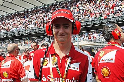 Esteban Gutiérrez manda mensaje de despedida a Ferrari