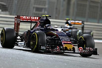 Carlos Sainz considera que termina 2016 siendo mejor piloto