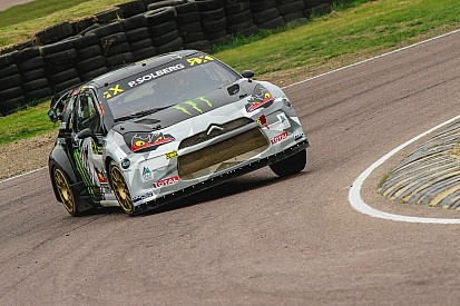 Solberg wins back-to-back WRX titles