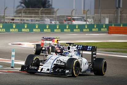 Massa finished 8th and Bottas 13th at Yas Marina and 6th and 5th in the Drivers' Championship