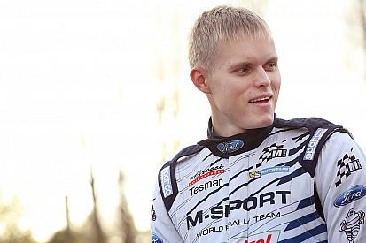 塔纳克离开M-Sport,加盟新的DMACK车队