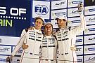 Webber praises Porsche line-up – includes video
