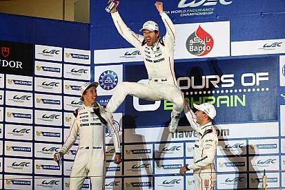Webber encense ses coéquipiers Bernhard et Hartley