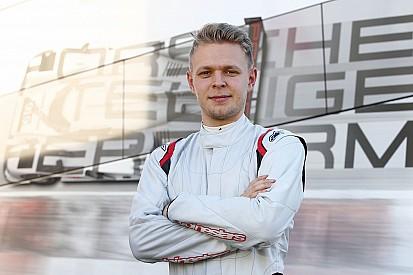 Magnussen et Marciello en test avec Mercedes