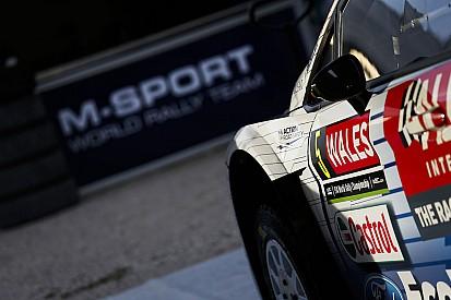 Officiel - Éric Camilli chez M-Sport en 2016