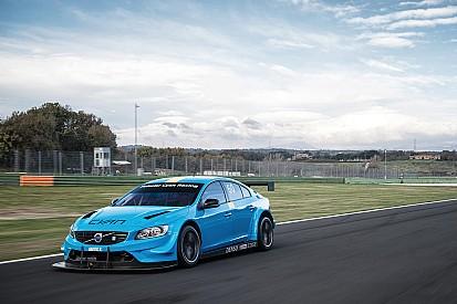 "Volvo completes ""promising"" 2016 WTCC tests"