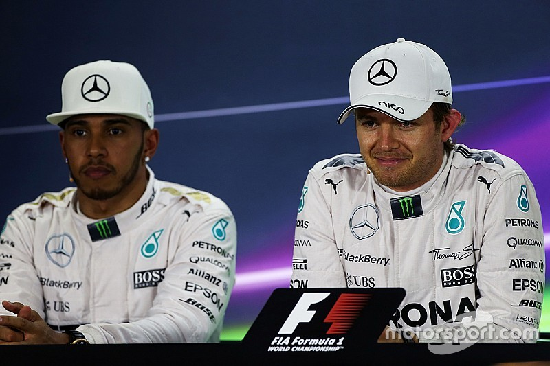 Wolff  Hamilton Rosberg tension may force Mercedes line-up change 30b43b34458