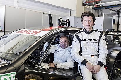 Zurück im DTM-Auto: Roland Asch und Klaus Ludwig mit Test-Comeback