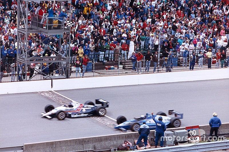 Video: Das knappste Indy 500 aller Zeiten in voller Länge!