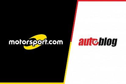 Motorsport.com et le site Autoblog.com d'AOL annoncent un partenariat mondial