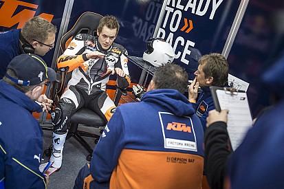 """Kallio: """"Spero di tornare a correre nel 2017 con KTM"""""""