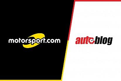 Motorsport.com и Autoblog.com AOL объявили о партнерстве