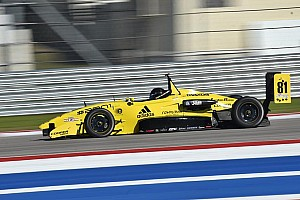 USF2000 Breaking news Cane stays with Pelfrey, graduates to USF2000