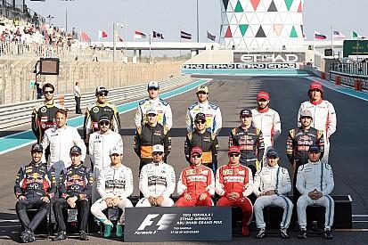 Las mejores fotos del GP de Abu Dhabi