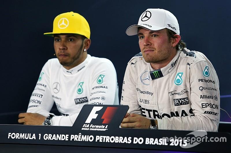 Bei weiteren Spannungen: Mercedes erwägt Fahrertausch
