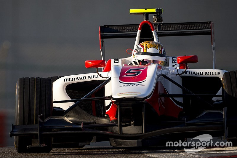 Leclerc quickest on Day 1 of Abu Dhabi test