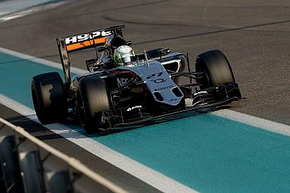 سيليس مسرور باختباره الأوّل في الفورمولا واحد مع فورس إنديا