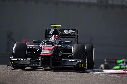 Matsushita termine la première journée d'essais en tête à Abu Dhabi