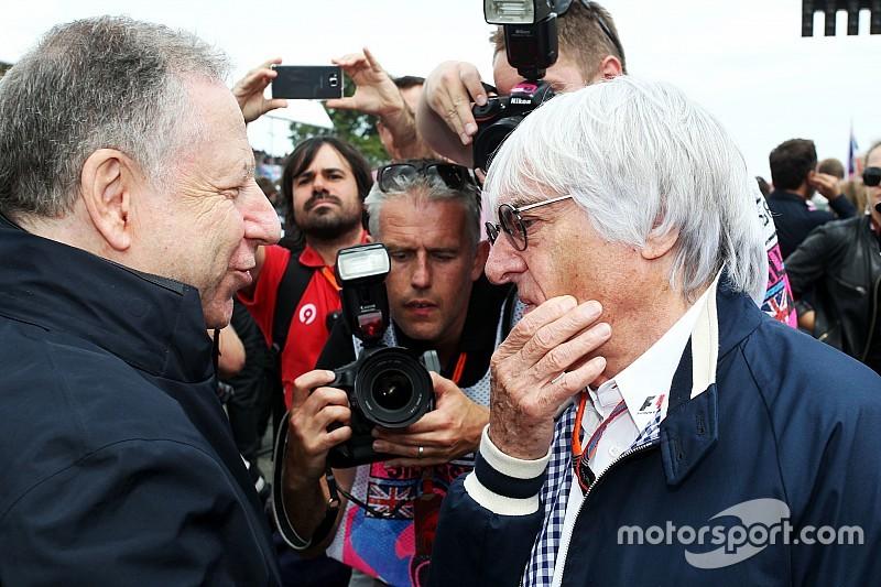 Экклстоун и Тодт получили от FIA мандат на изменение Ф1