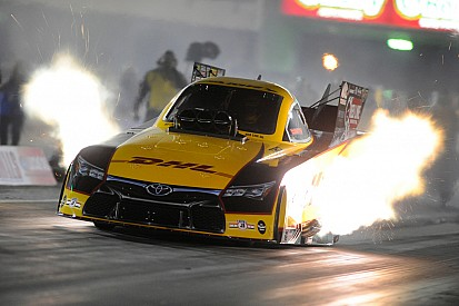 """Clifford: TV deal is key to making NHRA a """"major league sport"""""""