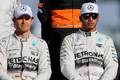 Hamilton - La relation avec Rosberg ne cause pas de problèmes
