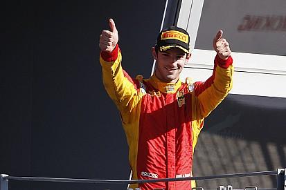 Racing Engineering - Rossi est au niveau de Vettel