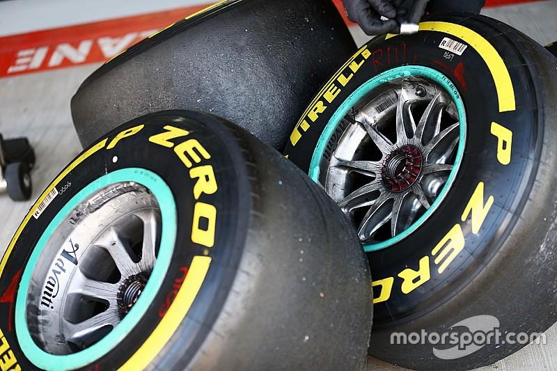 Pirelli geeft details over 'vrije keuze-systeem' vrij