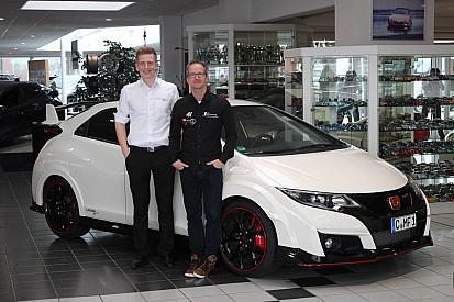 Fugel Sport con due Honda Civic nella TCR Germania