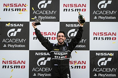 GT Academy winner given Blancpain seat