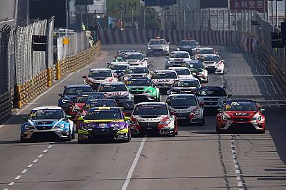 3场F1垫赛!TCR公布2016赛季赛历