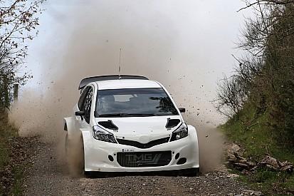 Toyota evalúa tener tres autos para su regreso al WRC en 2017