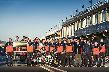 En coulisses, KTM pose les bases de son engagement en MotoGP