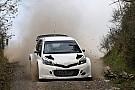 Проект Toyota WRC обретает очертания
