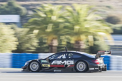 Successful test week: Mercedes-AMG enters six drivers for Young Driver Test at Jerez